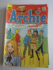 LOT OF 12 ARCHIE SERIES COMICS - 1969-1972 - SEE PICS -LOT 4 -TUB CCB