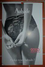 Aubade Kalender Calendrier year 2003