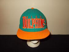 Nuova inserzione Miami Dolphins NFL Calcio New Era 5950 Aderente 7 1 2  Cappello Sku34 c1fb1f9a968b