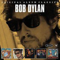 BOB DYLAN - ORIGINAL ALBUM CLASSICS 5 CD NEU