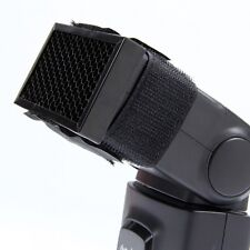 Honeycomb Grid Filter For Flashguns Universal UK Seller