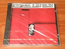 ALBERT MANGELSDORFF QUARTET DIGGIN' AUDIOPHILE THREE BLIND MICE TBM GERMANY CD