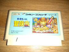 Takahashi Meijin no Boukenjima - Famicom Nintendo Fc Nes Jp Bouken Jima 1 I
