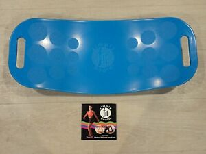 Simply Fit Board The Workout Balance Board Exercise Workout In Blue W DVD