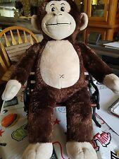 build a bear 17 inch monkey makes monkey sounds