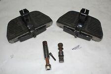 FXR passenger floorboards + mounts + hardware FXRT FXRD Touring Harley EPS23120