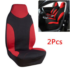 High Back Bucket Car Seat Cover Universal Auto Interior Accessories Seat Covers