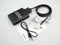 Yatour Digital Music Changer For 12Pin VW Audi Skoda Seat USB SD AUX Interface