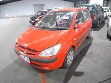 WRECKING 2006 Hyundai GETZ 5D 2005-11 1.6L Ei PETROL AUTO ٍParts LOW KM 117k