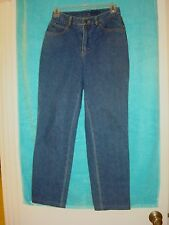 VINTAGE JEANS DKNY SIZE 4  100% COTTON, 26 1/4 INSEAM, NEW, NEVER WORN