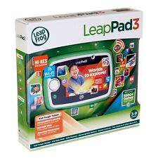 LeapFrog LeapPad 3 Learning Tablet Green Childrens Educational Electronic Toy
