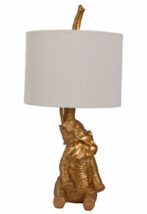 Table Desk Lamp Elephant Gold Bedside Lamp Bedroom Lamp Table Desk Lamp New