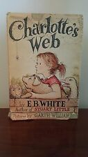 Charlotte's Web, First Edition