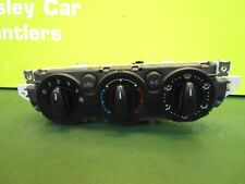 FORD FOCUS MK2 05-11 HEATER CONTROL UNIT SWITCH 7M5T 19980 AA