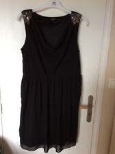 Robe De Soirée Noire Taille 46