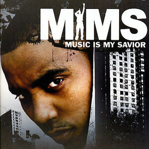 Mims  - Music Is My Savior [Clean] [Edited] (CD, Apr-2007, Capitol/EMI Records)