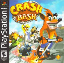 Crash Bash - PS1 PS2 Playstation Game