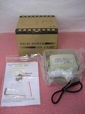 NEW Scene G12D-60-C-IR 850nm 28W IR illuminator, Infrared Lamp, 12VDC