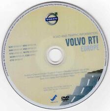 Volvo RTI MMM (P2001) 2015 DVD MAPPE Francia Europe C30/70 S40/60/80 V50/70 DVDA