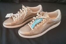 Puma Vikky Woven Metallic SoftFoam Women's Sneakers Size 10