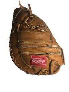 Rawlings RCM7 Lite Toe Fastback Baseball Catchers Mitt Glove Right Hand Throw