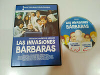 Las Invasiones Barbaras Denys Arcand - DVD Español Frances - AM