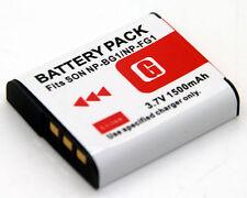 Battery For Sony Cyber-shot DSC-H10 DSC-H20 DSC-H3 DSC-H50 DSC-H55 DSC-H70