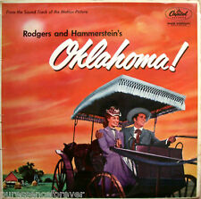 ORIGINAL CAST - Oklahoma! Motion Picture Soundtrack (UK 12 Tk 1970s LP)