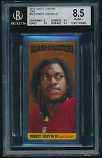 2012 Topps Chrome 1965 rookie #10 Robert Griffin III rc BGS 8.5
