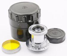 Industar-50 50mm f3.5 Lens M39 Zorki FED Leica 35mm RF LZOS Exc!