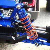 2PCS Front Shock Absorbers for TRAXXAS RUSTLER 4X4 VXL 67076-4 / SLASH 4x4 LCG