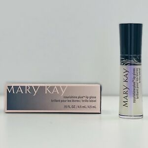 Mary Kay® NouriShine Plus® Lip Gloss Silver Moon