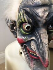 Horror Halloween Rubber Gorilla Mr Punch Show Special Latex Mask And Hat
