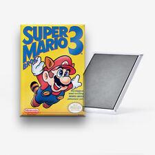 Super Mario Bros. 3 NES Nintendo Refrigerator Magnet 2x3