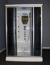 Two person Steam Shower,Hydro Massage,ozone,Bluetooth Audio.US Warranty.SALE