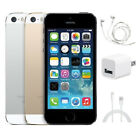 Apple iPhone 5/5s 16GB/32GB/64GB Unlocked iOS GSM Smartphone Gold Gray Silver