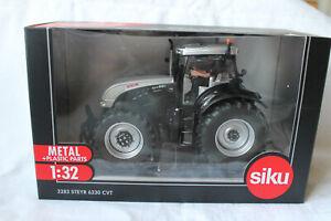 Siku 3283 Steyr 6230 CVT Blackline Edition 1:32