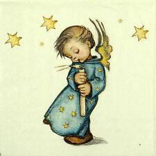 TOVAGLIOLI di carta 4x-Heavenly Angel-per feste, decoupage