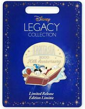 Disney Store Fantasia 2000 20th Limited Edition Pin Legacy Collection Mickey