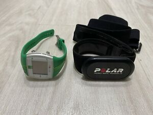 Polar FT4 Watch And Heart Strap