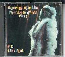 GEORGE CLINTON Family Series Part.3 - CD 1993 NEU & OVP Funkadelic/Parliament