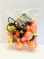 Disney Parks Mickey Mouse Halloween Glow Light-Up Necklace NWT