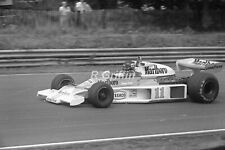 Photo 1976 British F1 GP Grand Prix James Hunt Marlboro McLaren Cosworth M23 #2