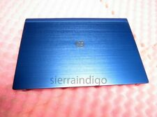 New HP MINI 5102 5103 Touch Blue Lid Top Cover 598459-001 599287-001