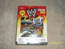 Topps WWE Trading Cards Value/Box brand new factory sealed contains power chipz