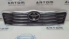 TOYOTA AVENSIS MK2 03-06 FRONT GRILL GREY 53114-05060