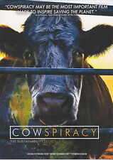 Cowspiracy - The sustainable secret - vegan, environmental, co2 emissions, cows