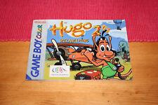 Hugo 2 1/2 Spielanleitung / Anleitung GameBoy Color