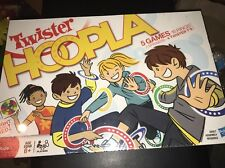 MILTON BRADLEY TWISTER HOOPLA TANGLE ACTION GAME NEW