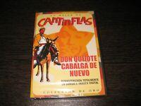 Don Quijote Giostre De Nuovo DVD Mario Moreno Cantinflas Sigillata Nuovo